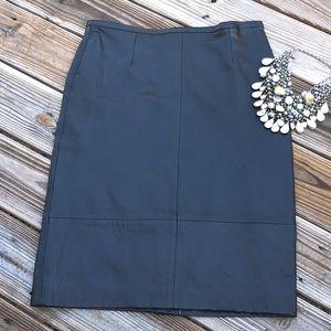 Dresses & Skirts - GENUINE LEATHER Women's Skirt